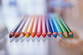 Blog colored pencils